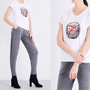 Burberry Pallas Heads Print T-Shirt